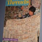 Magazine - THREADS - Feb/Mar 1986 Knitting with Colors