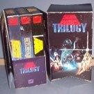 VHS - Star War Trilogy : Empire Strikes Back, Return of the Jedi, Star Wars - Great Shape