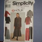 Sewing Pattern 8805 Simiplicity Suit, skirt, pants and top size 18-24