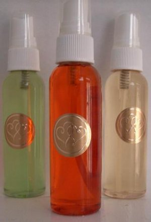 AScential AuNatural Body Spritz 2oz  I Collection