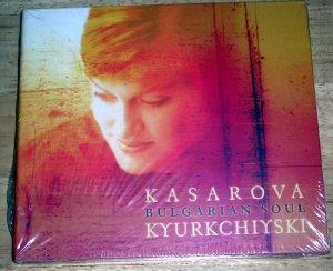 KASAROVA sings Bulgarian Soul, Kyurkchiyski, new