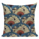 Vintage Decorative Cushion Covers Japanese Style Pillow Cushion Decor Pillows Custom HighQuality