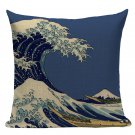 Vintage Decorative Cushion Covers Japanese Style Pillow Cushion Decor Pillows Custom HighQuality