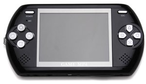 GameTheatre MP4 Player
