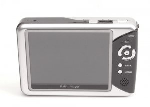 Pocket Player MP4 Player