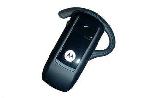 Motorola H-3 Bluetooth headset