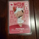 285 Merengue Amiibo Card for Animal Crossing FAN made