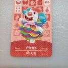 356 Pietro Amiibo Card for Animal Crossing FAN made