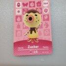 364 Zucker Amiibo Card for Animal Crossing FAN made