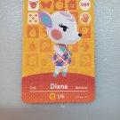 089 Diana Amiibo Card for Animal Crossing FAN made