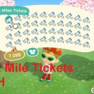 100x Nook Mile Tickets for Animal Crossing New Horizon