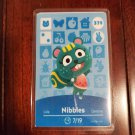 379 Nibbles Amiibo Card for Animal Crossing FAN made