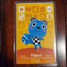 165 Filbert Amiibo Card for Animal Crossing FAN made