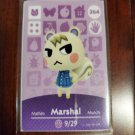 264 Marshal Amiibo Card for Animal Crossing FAN made