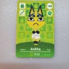188 Ankha Amiibo Card for Animal Crossing FAN made