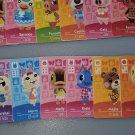ANY 5 Amiibo Card for Animal Crossing FAN made