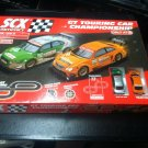SCX Compact GT Touring Car Championship 1/43 Slot Track Race Set