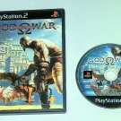 Sony PlayStation 2 Lot 2  God of War 1 & 2 (2 disks)