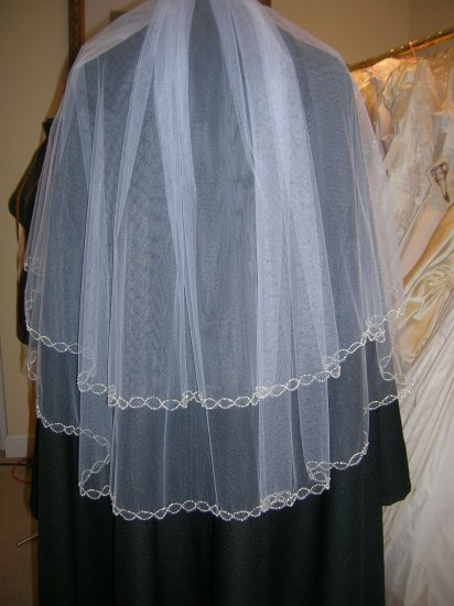 Bridal veil 194 White