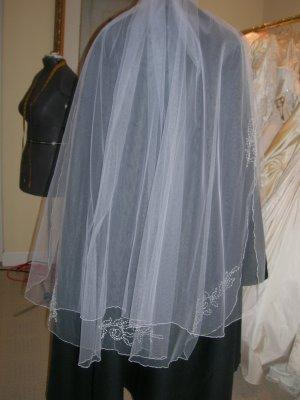 Bridal Veil 199  White
