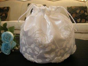 Bridal Money Bag B603