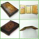 Anatolian Ethnic Pattern Wallet