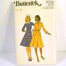 Misses Shirt Dress Sz 8 Butterick Sewing Pattern 5733 Uncut