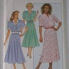 Misses Dress Butterick Sewing Pattern 5592 Sz 12 14 16 Uncut