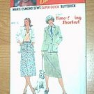Misses Jacket & Skirt Marie Osmond Butterick Sewing Pattern 6420 Sz C 12 14 16 Uncut