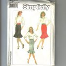 Misses Skirts 3 Versions Simplicity Sewing Pattern 8306 Sz 8 10 12 Uncut