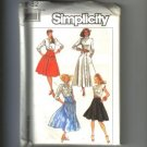 Misses Skirt 2 Lengths Simplicity Sewing Pattern 8182 Sz 10 12 14 Uncut