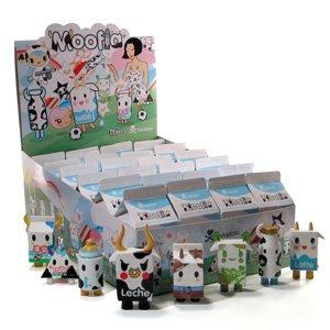 The Moofia Gang - Complete Set of 8
