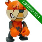 Orange Waver Kunckle Bear (Signed)