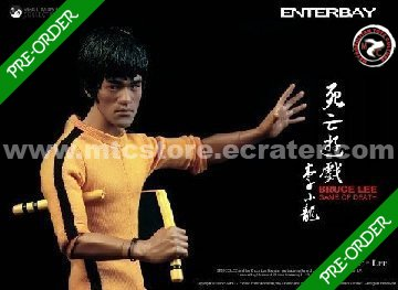 BRUCE LEE Game of Death - 1/6 scale