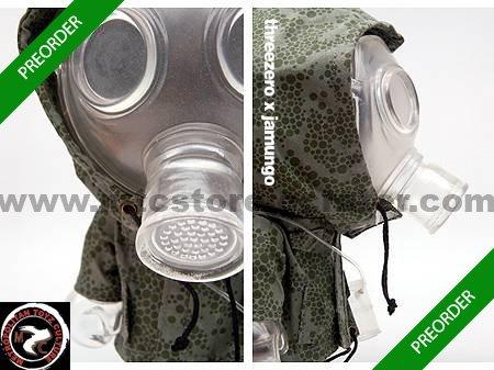 Threezero X Jamungo Invisible Mask BUD