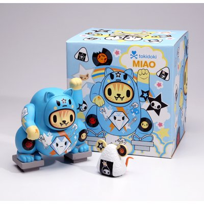 Zakka's Miao and Mousubi - Tokidoki Version