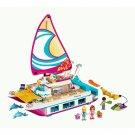 Building Toy Bela Friends 10760 Catamaran Sunshine Play Set