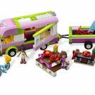Building Toy Bela Friends 10168 Olivia and the caravan Play Set