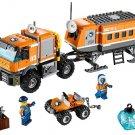 Building Block Bela City 10440 Urban Arctic Mobile Station Compatible Play Set Bricks Kit Toy