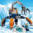 Building Block Bela City 10993 Arctic all-terrain vehicle Compatible Play Set Bricks Kit Toy