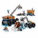Building Block Bela City 10997 Arctic Mobile Base Compatible Play Set Bricks Kit Toy