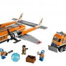 Building Block Bela City 10441 Urban Arctic Transport Aircraft Compatible Play Set Bricks Kit Toy