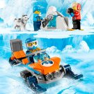 Building Block Bela City 10992 Arctic Polar Explorers Compatible Play Set Bricks Kit Toy