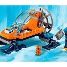 Building Block Bela City 10991 Arctic Aerosled ice glider Compatible Play Set Bricks Kit Toy