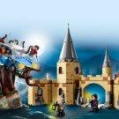 Building Block Bela Harry Potter 11005 Justice Magician Rattling Willow Compatible Play Set Bricks