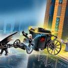 Building Block Bela Harry Potter 11008 Justice Magician Escape of Green de Wald Compatible Bricks