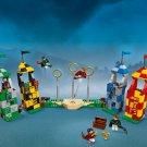 Building Block Bela Harry Potter 11004 Justice Magician Quidditch Match Compatible Play Bricks