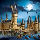 Building Block Bela Harry Potter 11025 Justice Magician Hogwarts Castle Compatible Play Bricks