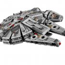 Building Block Bela Star Wars 10467 Space Millennium Falcon Compatible Play Set Bricks Kit Toy