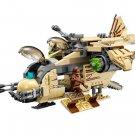 Building Block Bela Star Wars 10377 Space Wookiee warship Compatible Play Set Bricks Kit Toy